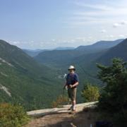 Summit of Mt. Willard